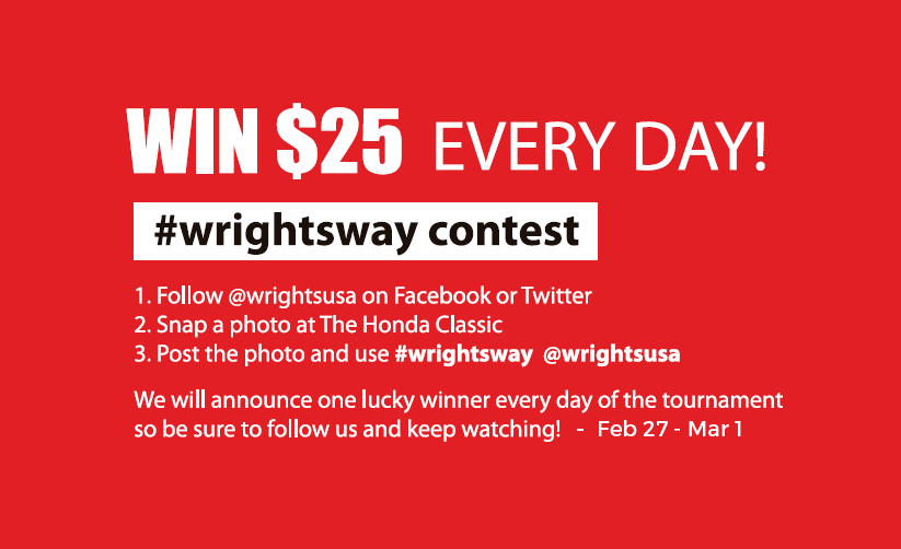 wrights way social media competition